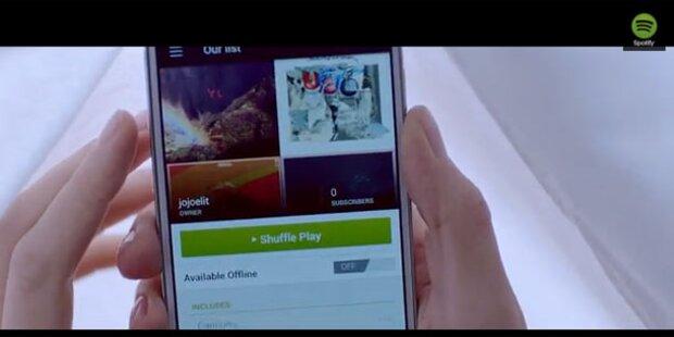 Achtung: Mega-Lücke in Spotify-App