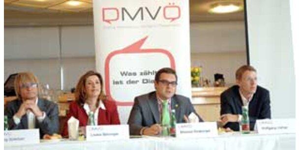 DMVÖ verpasst sich neue Struktur
