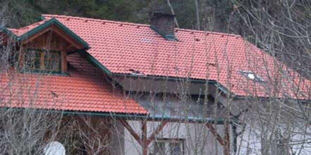 Sprengung traf Haus: Mädchen verletzt