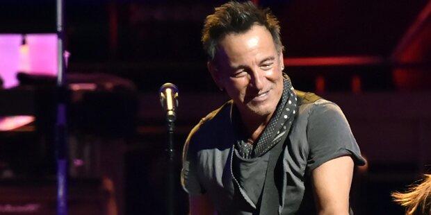 Springsteen schreibt geniale Entschuldigung