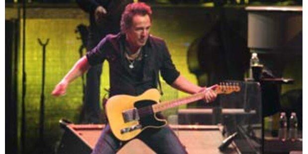 Bruce Springsteen spielt am 13.12. in Köln