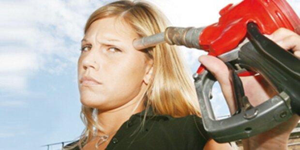 Warum handelt das Benzin in den Vergaser auf dem Motorblock nicht