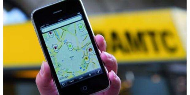 Neue iPhone-App hilft beim Spritsparen