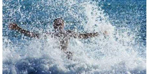 Opfer von Badeunfall im künstlichen Koma