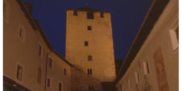 Spuk im Schloss Bruck