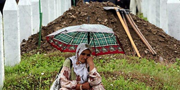 Serbien entschuldigt sich für Srebrenica