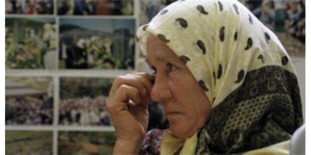 Srebrenica-Klage Überlebender abgelehnt