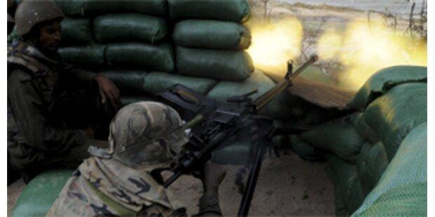 Sri Lankas Armee nimmt Rebellen-Hochburg ein