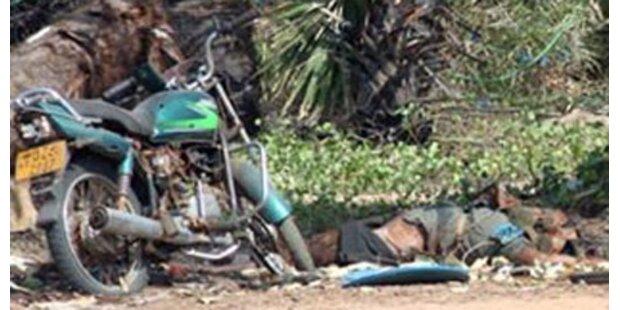 Armee tötete 70 tamilische Rebellen