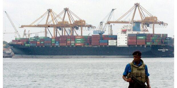 Marine verhindert Anschlag auf Hafen