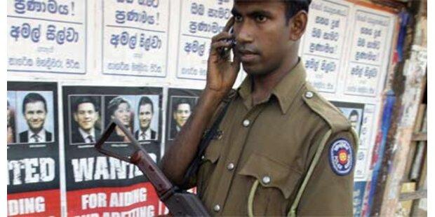 Mehr als 100 Kinder in Sri Lanka getötet