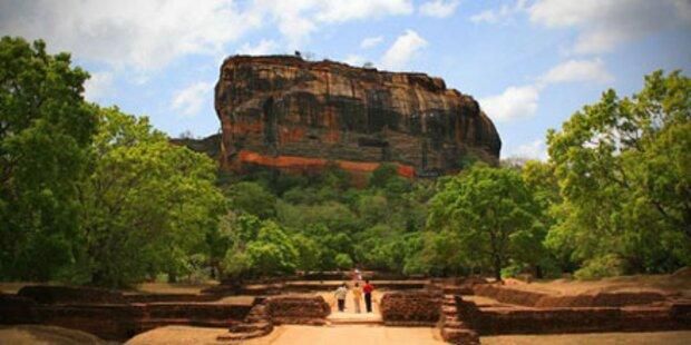 Entdecken Sie das schöne Sri Lanka