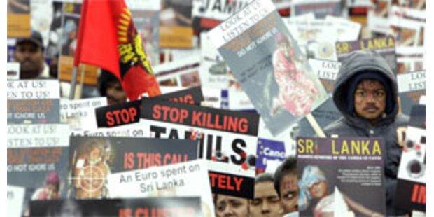 Sri Lanka bietet Rebellen Straffreiheit an