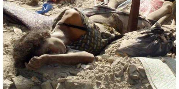 380 Tote bei Armeeangriff in Sri Lanka