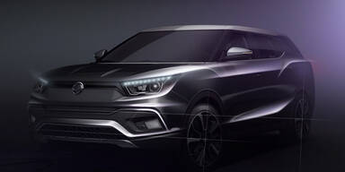 SsangYong zeigt zwei neue SUVs