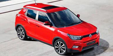 Neues Mini-SUV im Opel-Mokka-Format