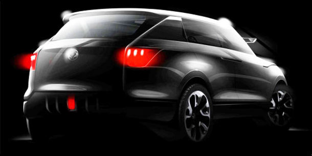 2011 ssangyong concept xuv - photo #18