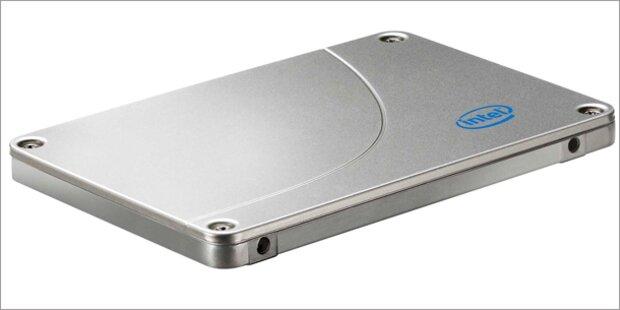 Preissturz bei SSD-Festplatten geht weiter