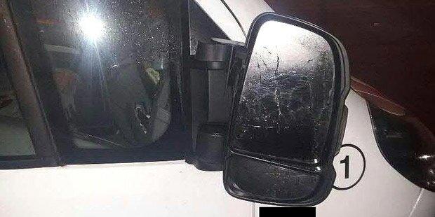Wien: Betrunkene beschädigten 29 Autos