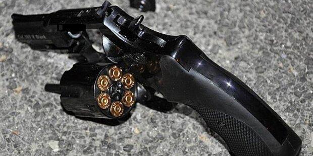 Streit um Frau endet mit Schießerei