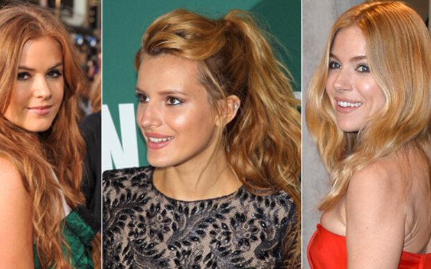 Strawberry-Blond: Der Trendton des Sommers