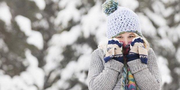 Schnee- und Sturmwarnung für Teile Österreichs