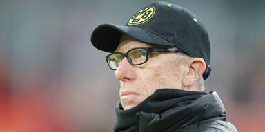 Stöger mit BVB nur 1:1 bei Hertha