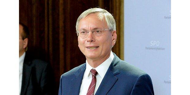 Stöger nennt AMS-Chef Kopf