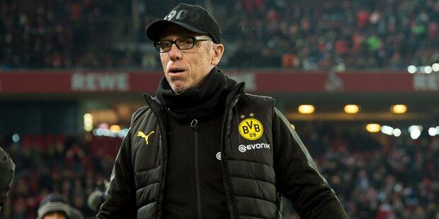 Stöger siegt mit BVB - Lazaro trifft