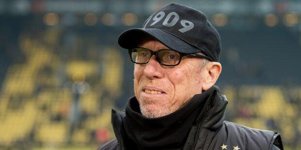 Sensation: Dortmund will Stöger halten