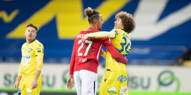 St. Pölten und Admira trennen sich unentschieden