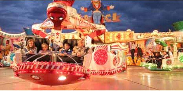 Morgen startet Volksfest in St. Pölten