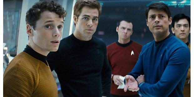 Die Enterprise-Crew ist gelandet