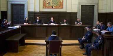 Terror-Prozess: Schüler (14) schuldig gesprochen
