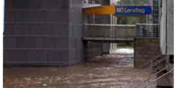 Keine weitere Hochwassergefahr