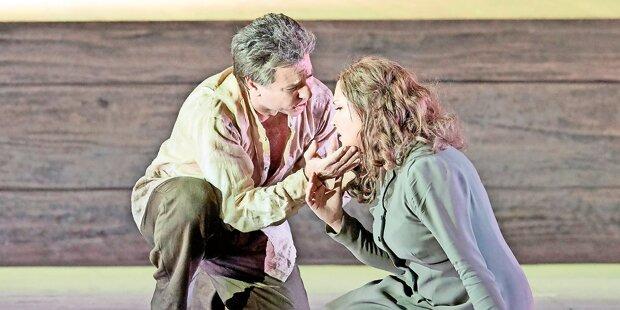 Bravos für das Opern-Traumpaar
