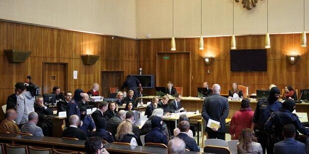 Hammer-Urteile gegen Chefs der Staatsverweigerer