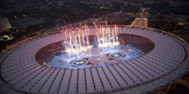 Traum für Fußballfans: Es geht nach Rom