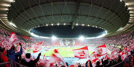 Nicht in Wien? Neue Debatte um Nationalstadion