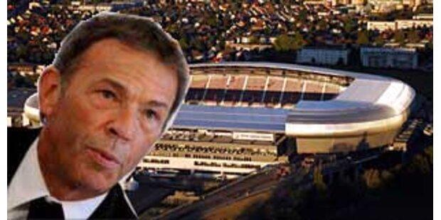 Strache will Jörg-Haider-Stadion in Klagenfurt