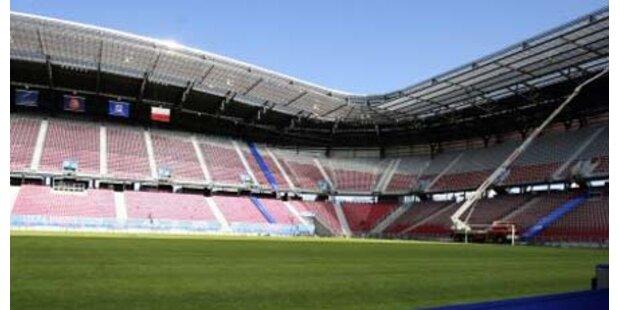 Klagenfurter Stadion wird zurückgebaut