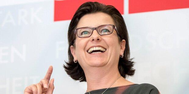 Bettina Stadlbauer wird Geschäftsführerin