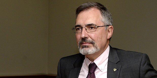 Pegida will Ewald Stadler nicht