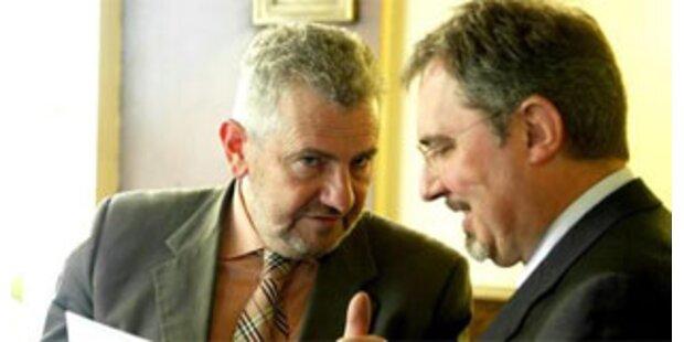Stadler und Mölzer gegen FPÖ/BZÖ-Zusammenschluss