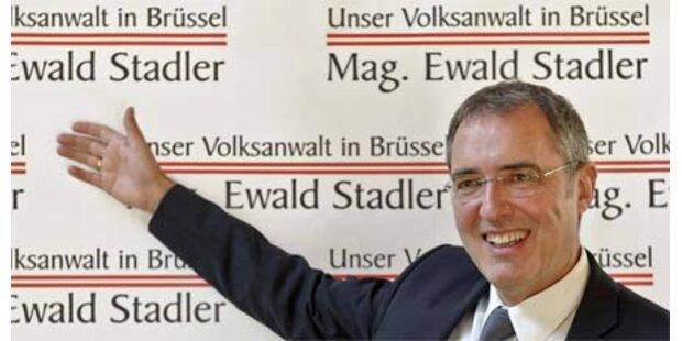 Stadler ist Spitzenkandidat des BZÖ