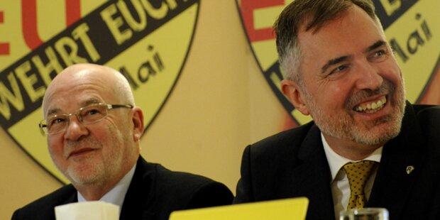 REKOS: Stadler ist Parteiobmann