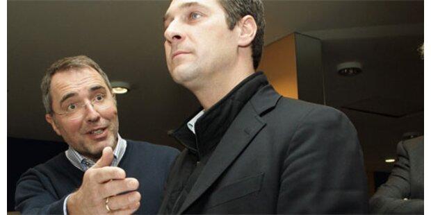 Gusenbauer verteidigt Strache