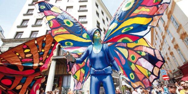 So cool wird das Wiener Stadtfest