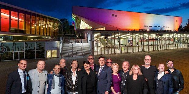 Wiener Stadthalle feiert 60. Jubiläum