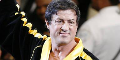 """Ausstellung: Stallone zeigt """"Farborgien"""""""
